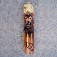 Lion of Judah Mezuzah